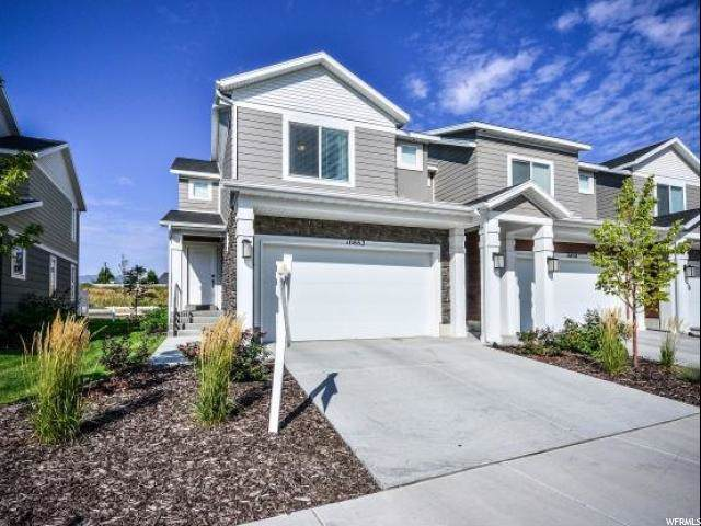 10862 S Harvest Pointe Dr #1063, South Jordan, UT 84009 (#1643467) :: goBE Realty