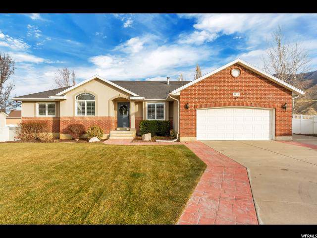 2118 E 7775 S, South Weber, UT 84405 (#1643535) :: Doxey Real Estate Group