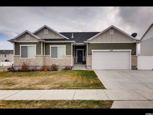 6509 W Bridge Maple Ln S, West Jordan, UT 84081 (#1643569) :: Red Sign Team