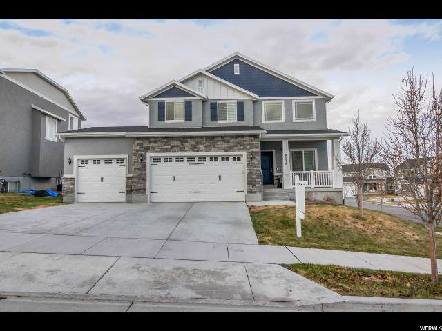 4578 W Lower Meadow Dr S Rm078, Herriman, UT 84096 (#1643623) :: Red Sign Team