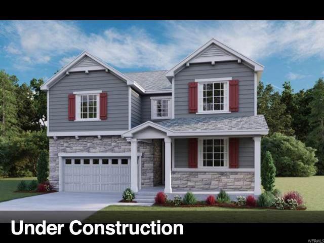 741 W Gladious Cir #421, Saratoga Springs, UT 84045 (MLS #1643625) :: Lawson Real Estate Team - Engel & Völkers