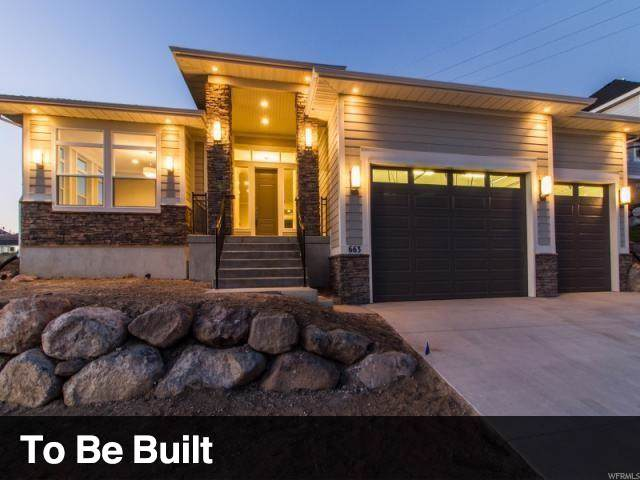 1141 S Eagle Nest Dr, Woodland Hills, UT 84653 (#1643668) :: Exit Realty Success