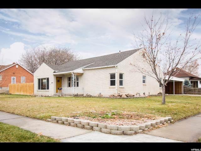 414 E Center St, Spanish Fork, UT 84660 (#1643689) :: Big Key Real Estate