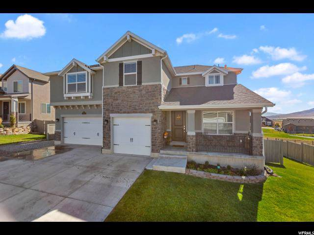 8894 Cornwall Way, Eagle Mountain, UT 84005 (#1643691) :: Red Sign Team