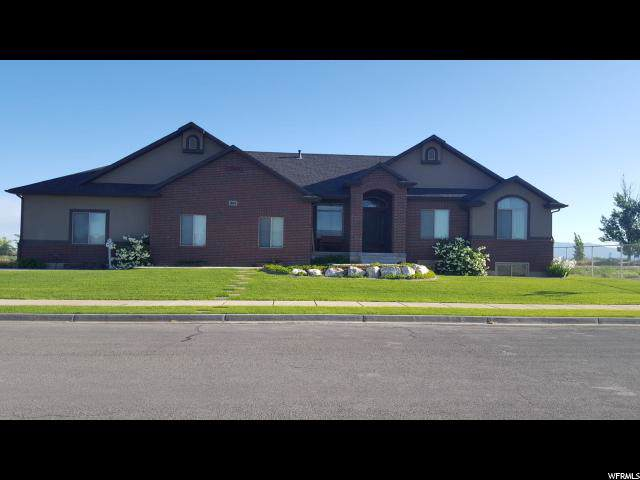 3816 520 N, West Point, UT 84015 (#1643693) :: Doxey Real Estate Group