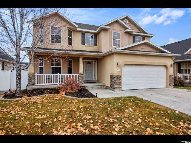 7477 S Sunset Maple Dr W, West Jordan, UT 84081 (#1643733) :: Red Sign Team