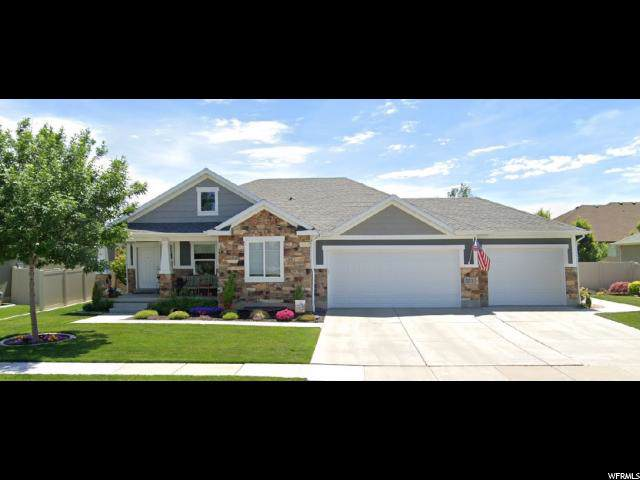 583 W 2010 S, Syracuse, UT 84075 (#1643834) :: Doxey Real Estate Group