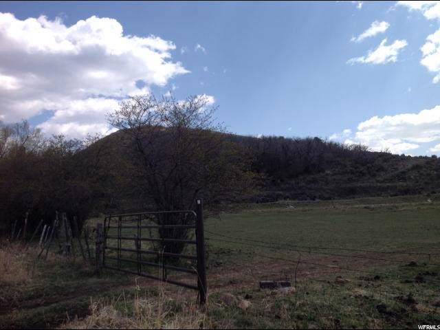 1490 E Mirror Lake Hwy N, Kamas, UT 84036 (#1643837) :: Doxey Real Estate Group
