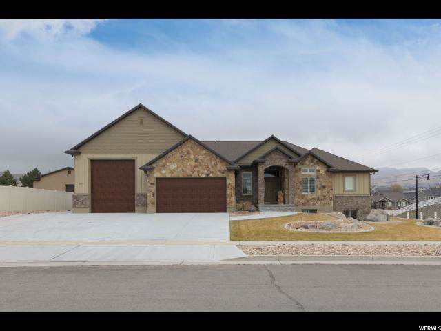 6393 W Rodeo Way, Herriman, UT 84096 (#1643843) :: The Fields Team