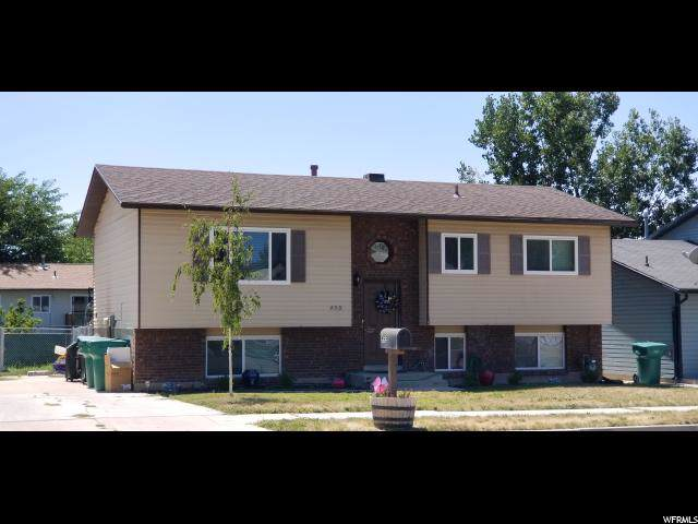 459 W 2400 S, Clearfield, UT 84015 (#1643845) :: Red Sign Team