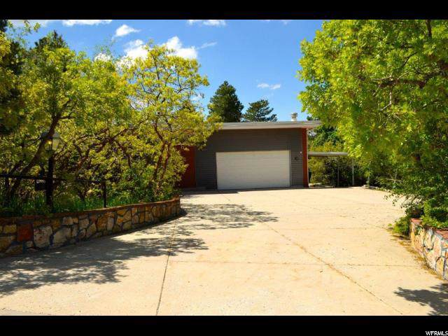 4220 S Mt Olympus Way, Holladay, UT 84124 (#1643846) :: Exit Realty Success