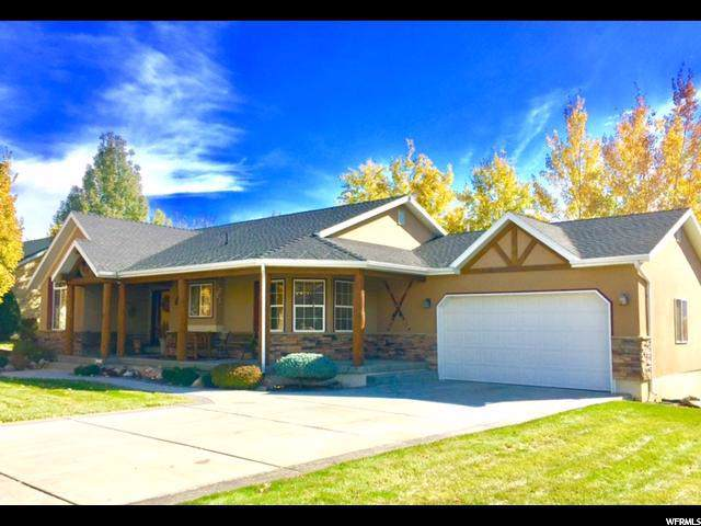 4805 E 3925 N, Eden, UT 84310 (#1643892) :: The Canovo Group