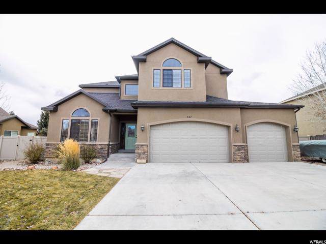 407 W 650 S, Vernal, UT 84078 (#1643905) :: Exit Realty Success