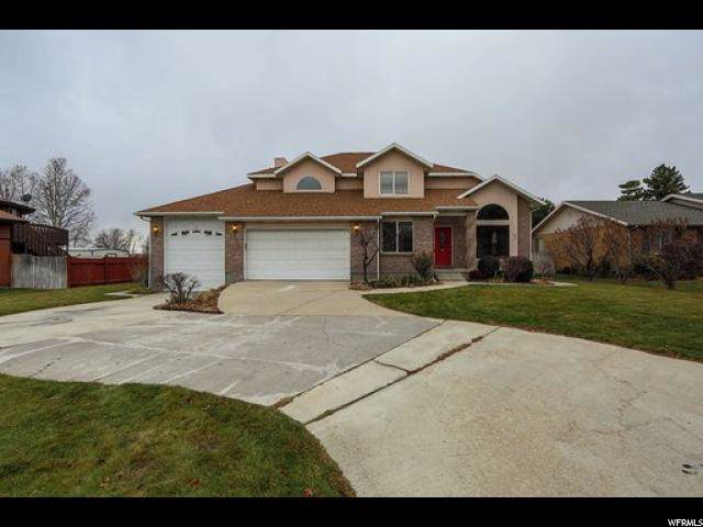877 N 1100 E, Orem, UT 84097 (#1643909) :: Doxey Real Estate Group