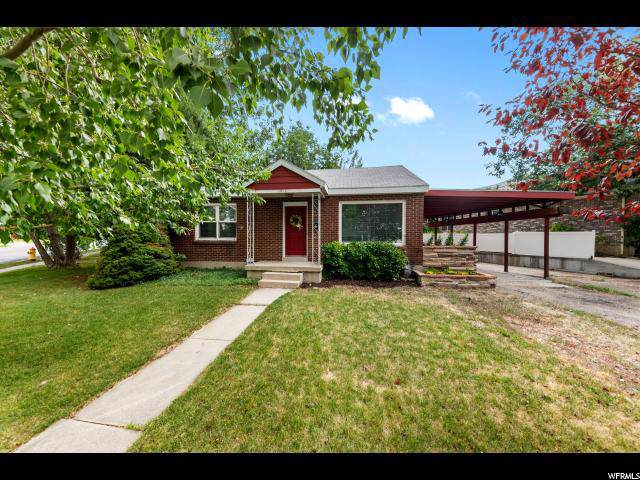 1015 S Main St, Bountiful, UT 84010 (#1643924) :: Exit Realty Success