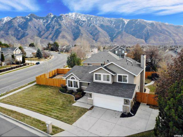 2012 E Ashley Mesa Ln, Sandy, UT 84092 (#1643929) :: The Fields Team