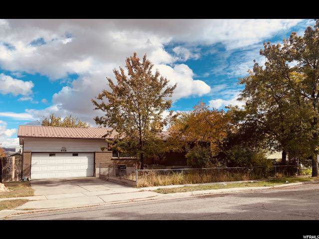 648 N Sir Michael W, Salt Lake City, UT 84116 (#1643930) :: Doxey Real Estate Group
