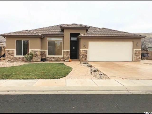 248 N 250 W, La Verkin, UT 84745 (#1643937) :: Big Key Real Estate
