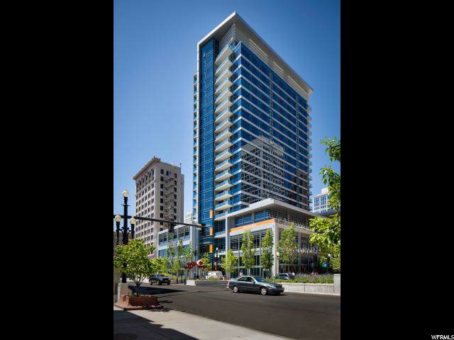 35 E 100 St S #1208, Salt Lake City, UT 84111 (#1643963) :: RE/MAX Equity