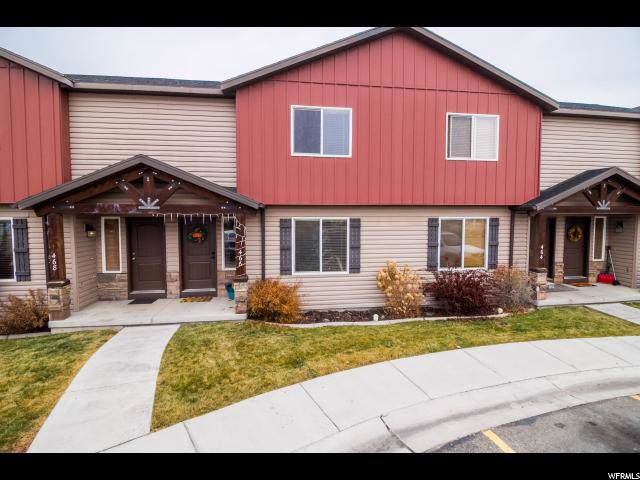 466 N Cottonwood W, Roosevelt, UT 84066 (#1643966) :: Colemere Realty Associates