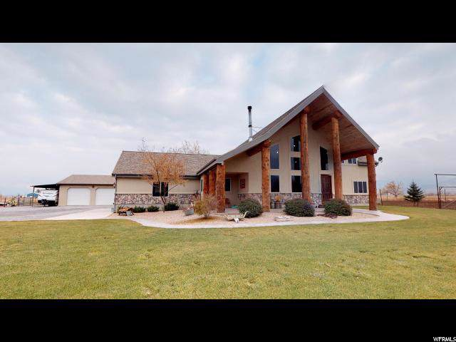 8957 S 4800 W, Payson, UT 84651 (#1643977) :: Keller Williams Legacy