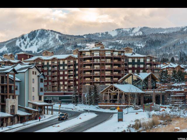 3000 Canyons Resort Dr #4307, Park City, UT 84098 (MLS #1643994) :: High Country Properties