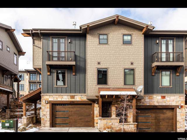 3784 Blackstone Dr #20, Park City, UT 84098 (#1644004) :: Red Sign Team