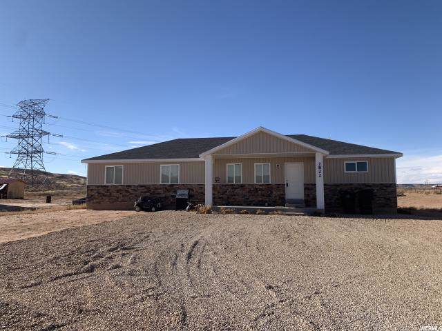 2822 S 2900 W #59, Roosevelt, UT 84066 (#1644053) :: Exit Realty Success