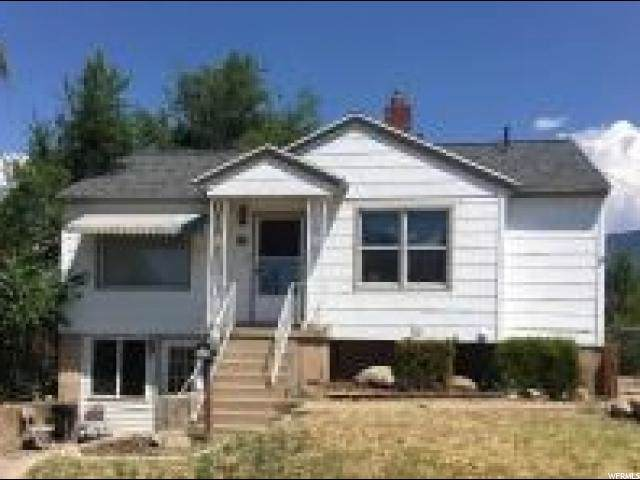 162 E Country Club Dr S, South Ogden, UT 84405 (#1644056) :: Doxey Real Estate Group