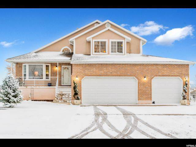 4521 W 4200 S, West Haven, UT 84401 (#1644060) :: Big Key Real Estate