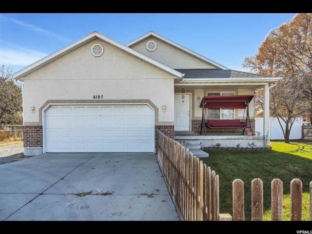 4197 W 4100 S, West Valley City, UT 84120 (#1644068) :: RISE Realty