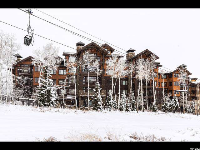8894 Empire Club Dr #408, Park City, UT 84060 (#1644084) :: Doxey Real Estate Group
