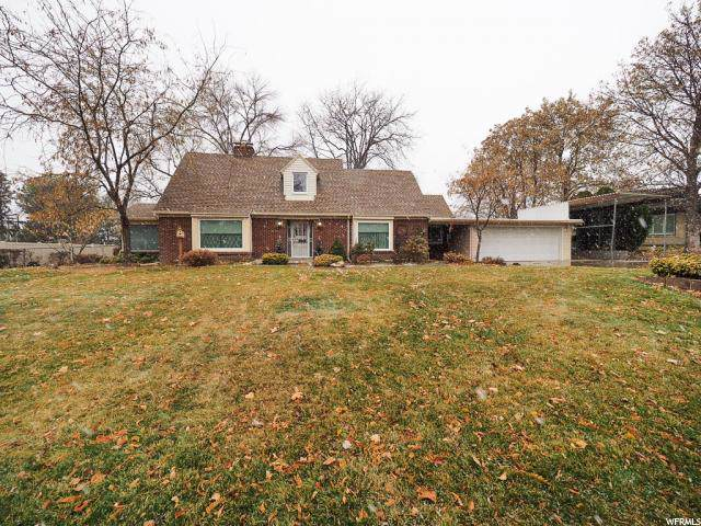 4192 S Holloway Dr, Holladay, UT 84124 (#1644111) :: Exit Realty Success