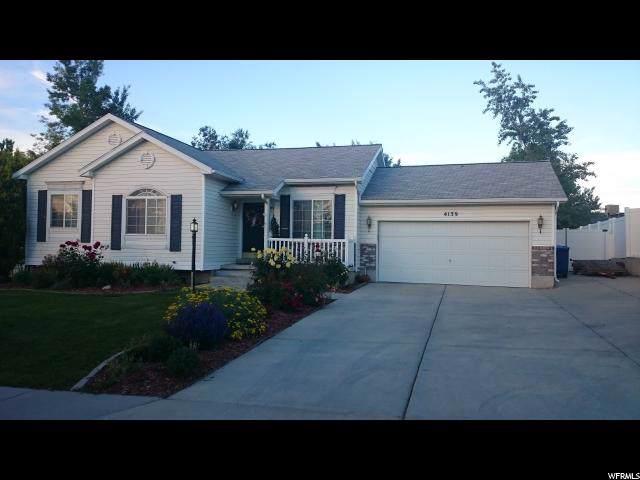 4139 S Aubrey Ln, West Valley City, UT 84128 (#1644121) :: RE/MAX Equity