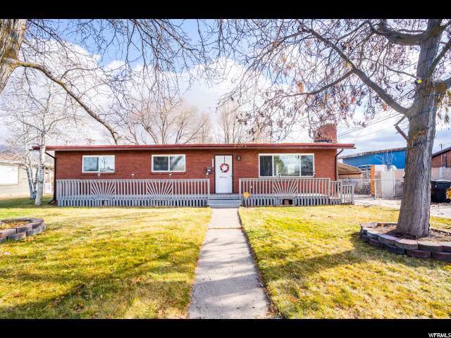 526 N 150 E, Orem, UT 84057 (#1644130) :: Big Key Real Estate