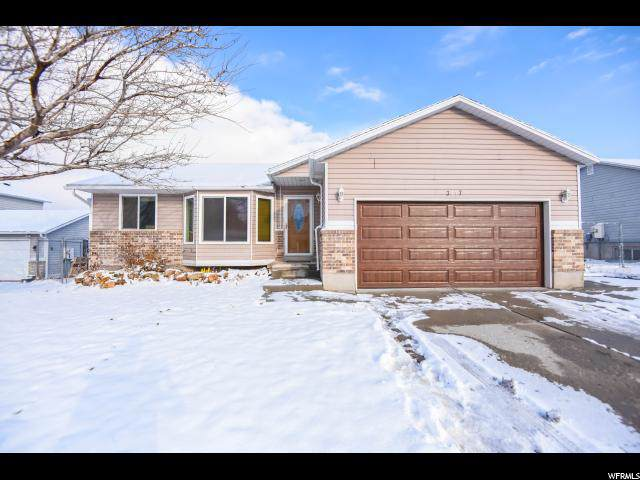 3717 Sage Brook Cir, Magna, UT 84044 (#1644143) :: Red Sign Team