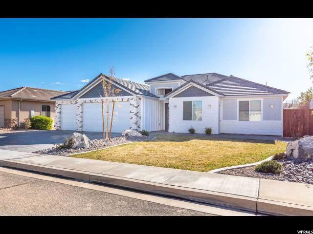 2605 W 550 N, Hurricane, UT 84737 (#1644154) :: Bustos Real Estate | Keller Williams Utah Realtors