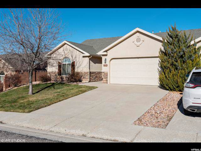 1397 S Northern View Drive, Cedar City, UT 84720 (#1644169) :: Exit Realty Success