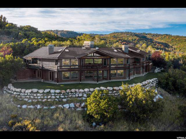 4 Red Hawk Ln, Park City, UT 84098 (MLS #1644188) :: High Country Properties