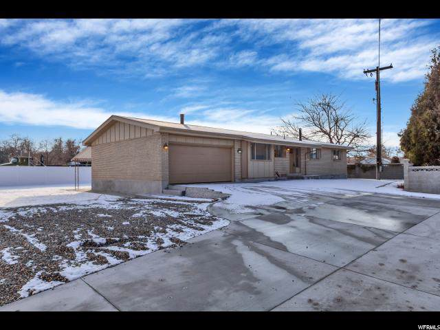 4040 S 4800 W, West Valley City, UT 84120 (#1644189) :: RISE Realty