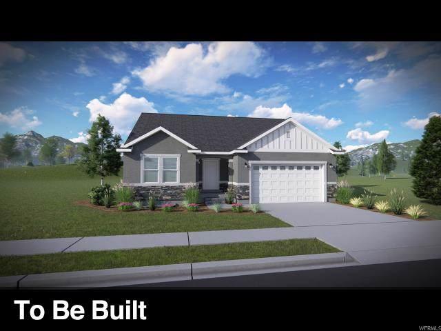 1596 W Quailhill Rd #801, Saratoga Springs, UT 84045 (#1644209) :: Big Key Real Estate