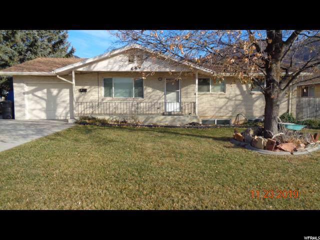 689 S 400 E, Brigham City, UT 84302 (#1644213) :: Colemere Realty Associates