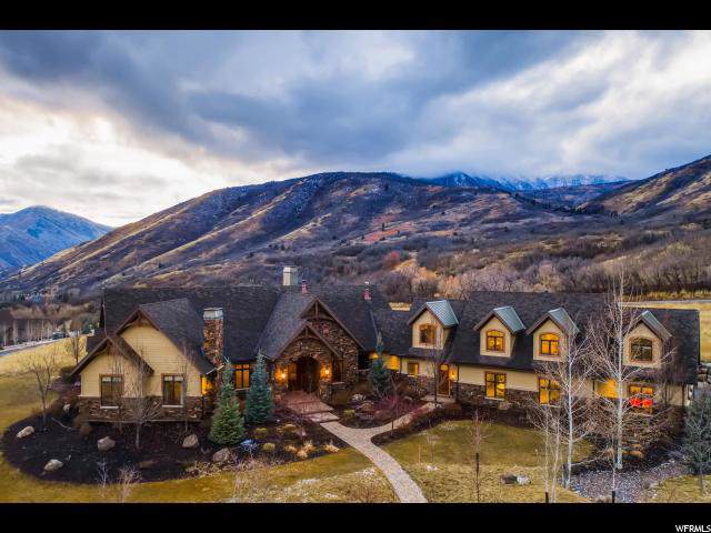 266 Meadow Dr, Springville, UT 84663 (#1644226) :: The Fields Team