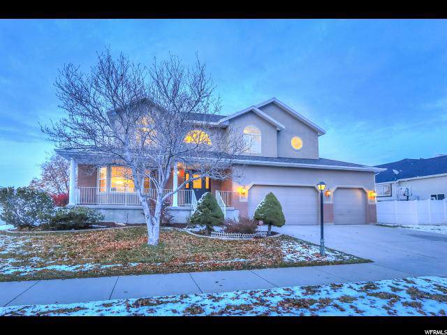 351 E Golden Pheasant Dr, Draper, UT 84020 (#1644257) :: Red Sign Team