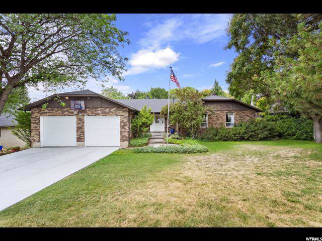 4177 N 350 W, Pleasant View, UT 84414 (#1644258) :: Keller Williams Legacy