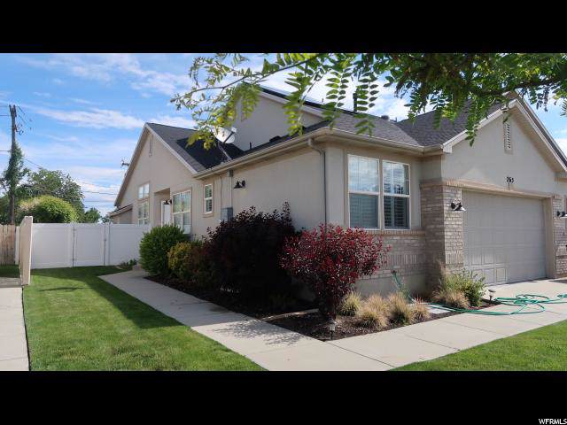 265 E Carol Way, Midvale, UT 84047 (#1644271) :: Action Team Realty