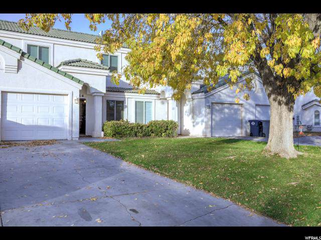 1584 W 1170 N #76, St. George, UT 84770 (#1644279) :: Doxey Real Estate Group