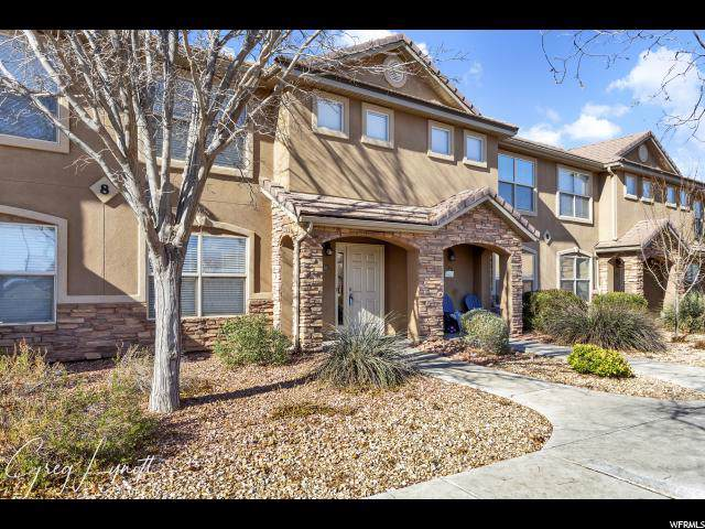 3155 S Hidden Valley Dr #114, St. George, UT 84790 (#1644286) :: Red Sign Team
