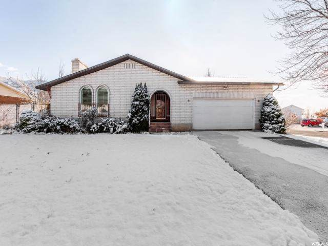 143 W 575 N, Kaysville, UT 84037 (#1644320) :: Doxey Real Estate Group
