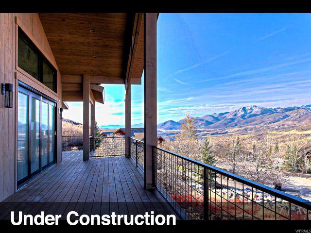 13066 N Slalom Dr, Heber City, UT 84032 (#1644338) :: Bustos Real Estate | Keller Williams Utah Realtors